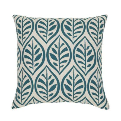 Leaf Green Handmade Cushion Cover | MotzDESIGNS Custom Interior Design | Quality Soft Furnishings | Custom Curtains | Handmade in Australia | MotzDESIGNS | Home Decor Brisbane | Online Shop | Interior Decoration | Interior Decorator