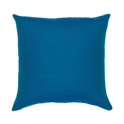 Blue Plain Handmade Cushion Cover | MotzDESIGNS Custom Interior Design | Quality Soft Furnishings | Custom Curtains | Handmade in Australia | MotzDESIGNS | Home Decor Brisbane | Online Shop | Interior Decoration | Interior Decorator