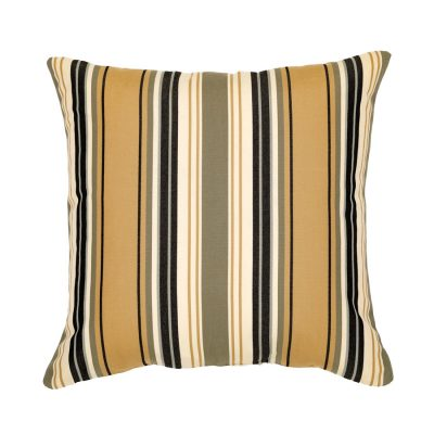 Brown Stripes Modern Handmade Cushion Cover | MotzDESIGNS Custom Interior Design | Quality Soft Furnishings | Custom Curtains | Handmade in Australia | MotzDESIGNS | Home Decor Brisbane | Online Shop | Interior Decoration | Interior Decorator
